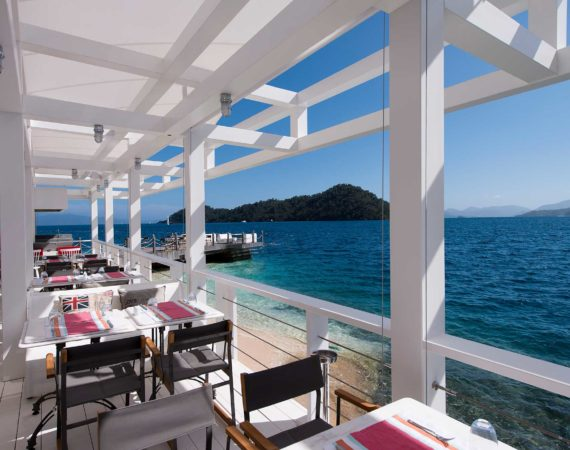 D-Resort D'Breeze restaurant