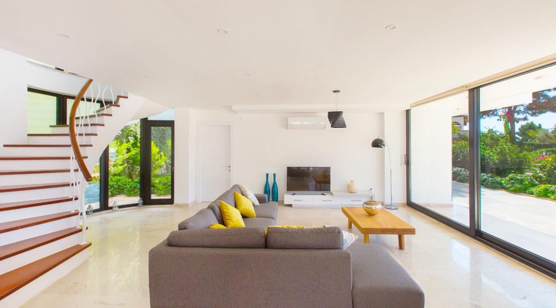 Villa Ozma lounge