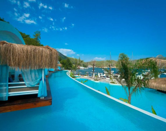 Yacht Classic Water Villas Fethiye