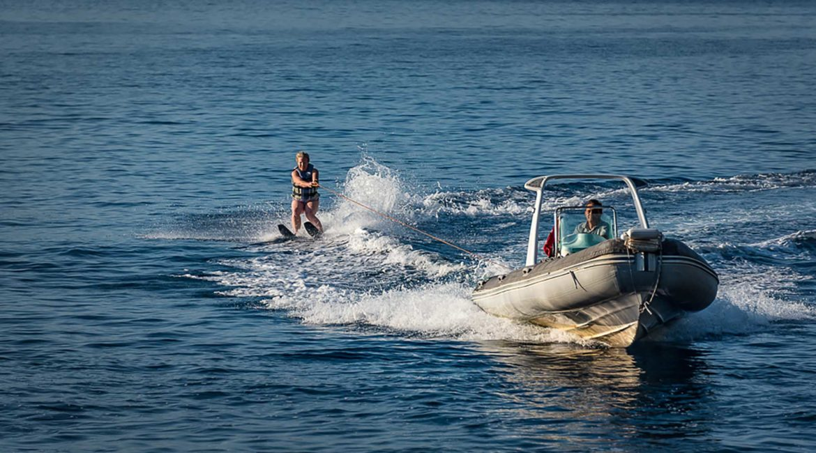 Watersports from the Seyhan Hanna