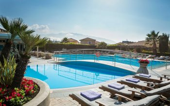 Avithos Resort large pool